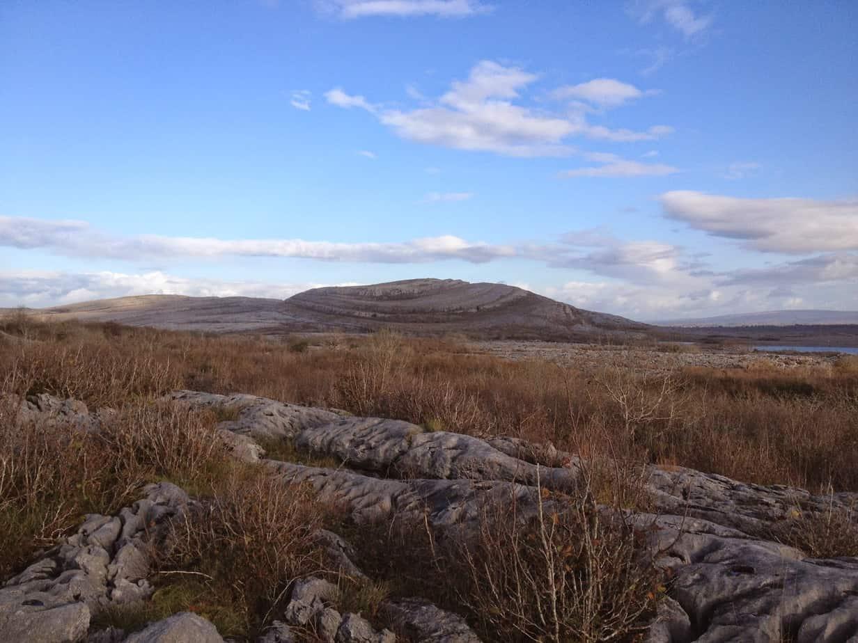 Burren Karst Landscape
