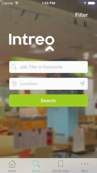 Click here to download the Intreo ( previously called FAS) Jobseeker app