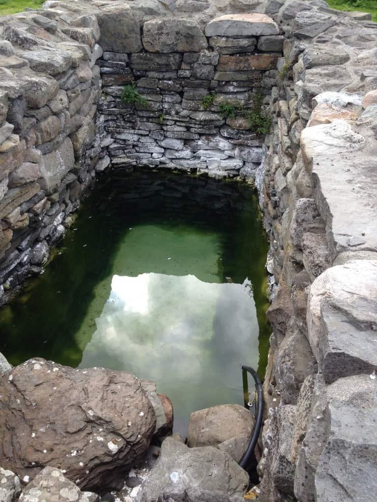 Image of St Senan's well