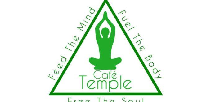 logo temple cafe