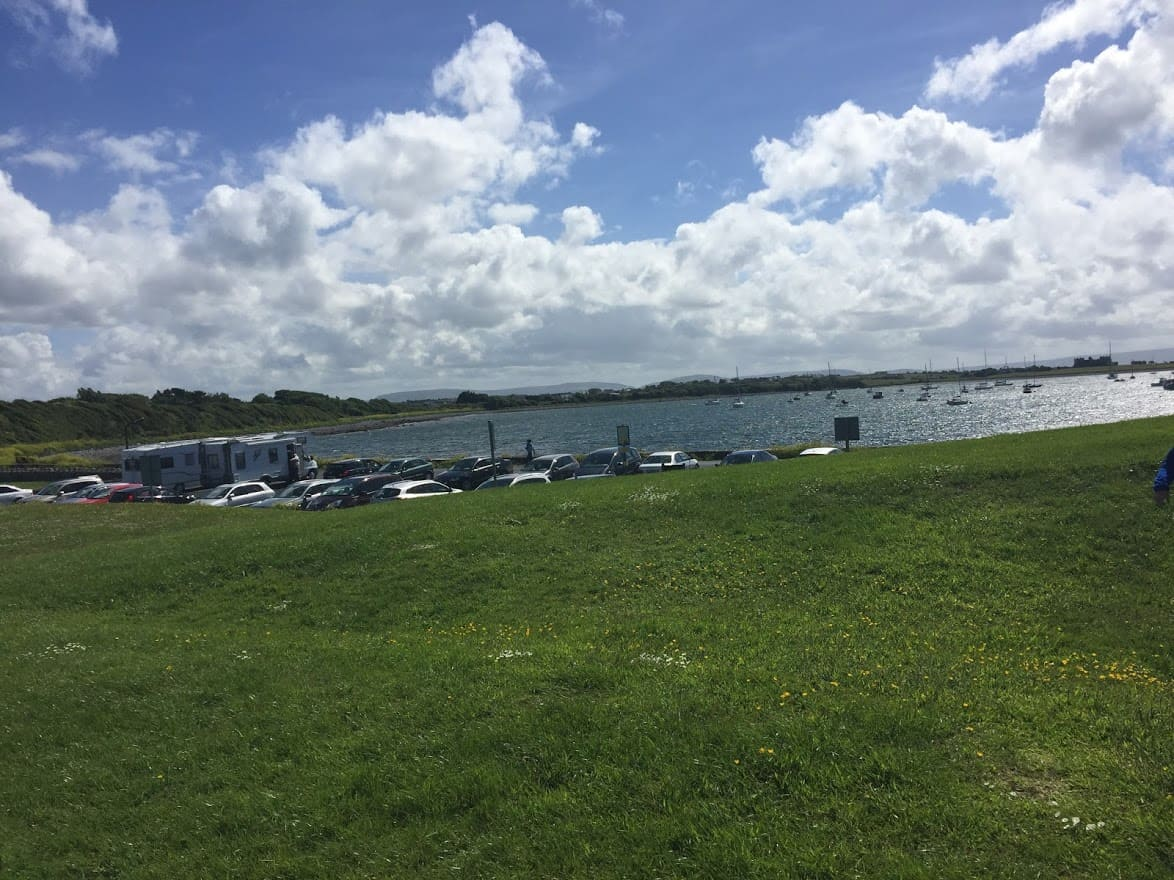 view over the Marina in Renville