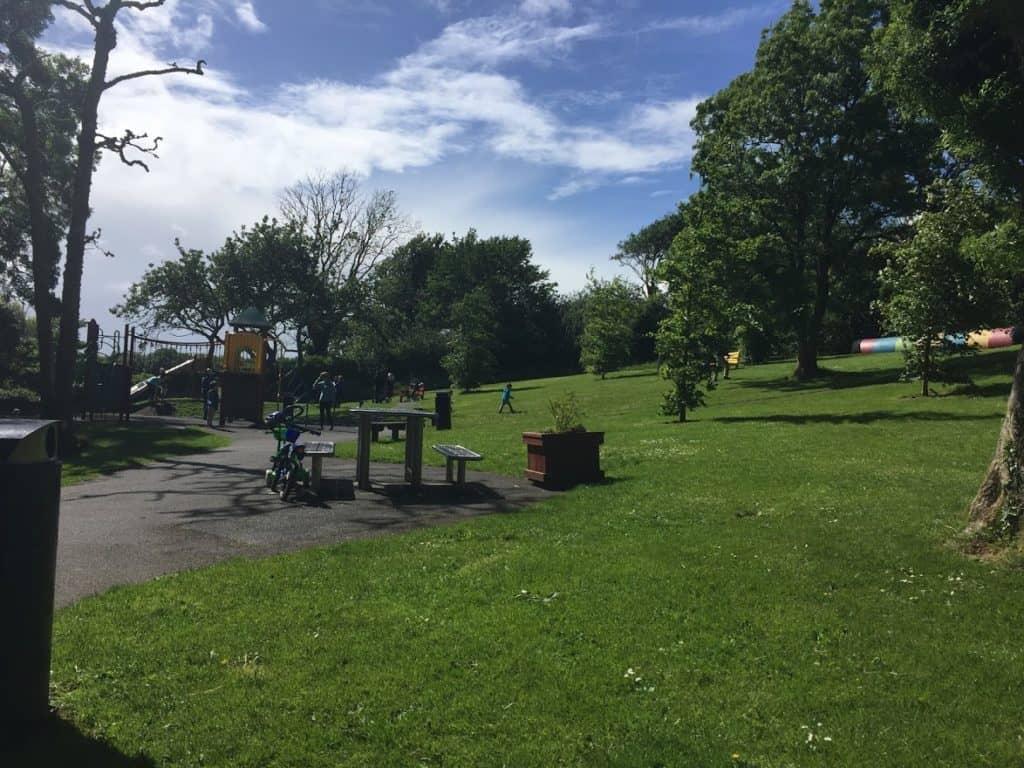 Picture of Walled Garden Playground Renville Oranmore
