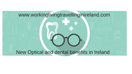 New Optical and dental benefits kicking in today