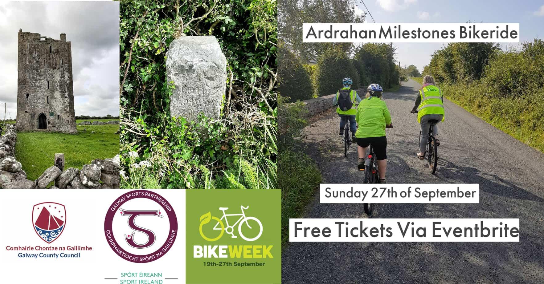 Ardrahan Old Milestone Bike Ride