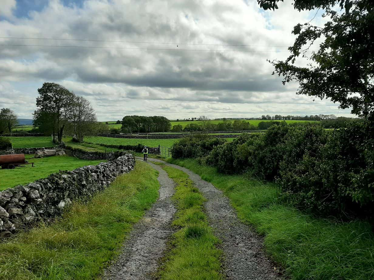 Road to Coolfin Turlough