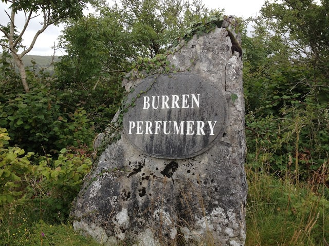 Buren Perfumery Entrance