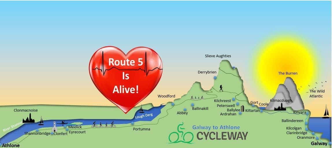 Red Route 5 Website image